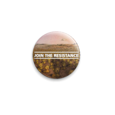 Значок 25мм  Join The Resistance