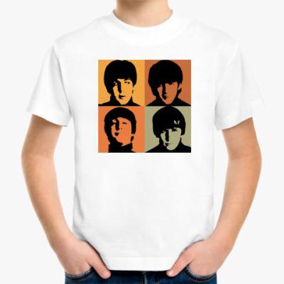 Детская футболка  Fab Four (детская)