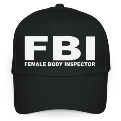Кепка бейсболка FBI