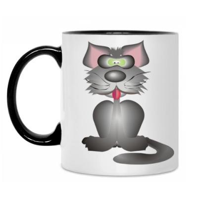 Кружка ~ The Cat ~