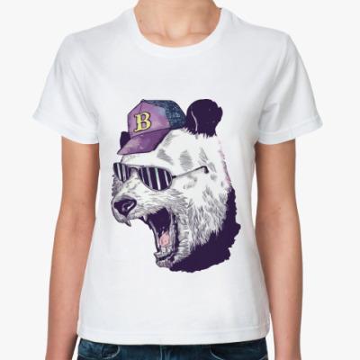 Классическая футболка This is Panda!