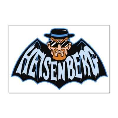 Наклейка (стикер) Heisenberg Batman