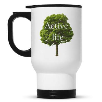 Кружка-термос Active life