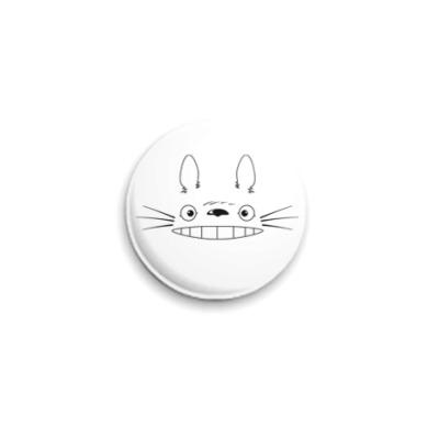 """Значок 25мм  """"I'm Totoro!"""""""