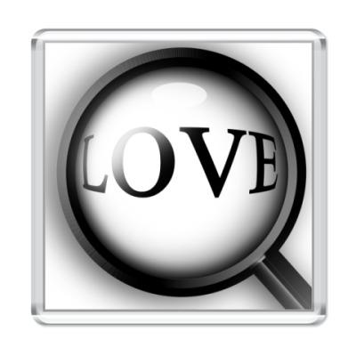 Магнит   (Love)