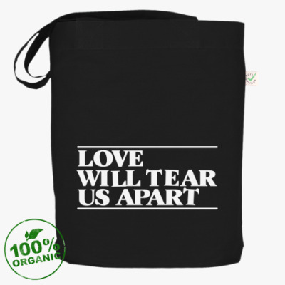 Сумка love will tear us apart
