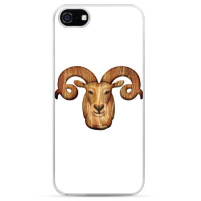 Чехол для iPhone Деревянный козел