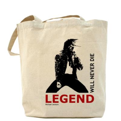 Сумка Legend will never die (MJ)