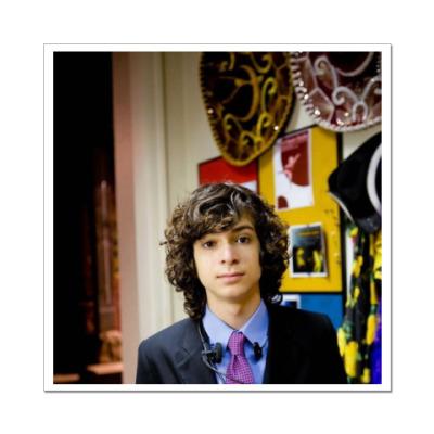 Наклейка (стикер) Adam Sevani