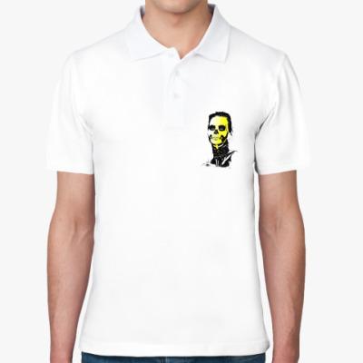 Рубашка поло Sugar skull