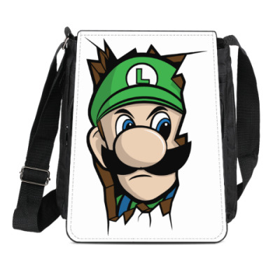 Сумка-планшет Луиджи Марио