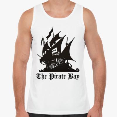 Майка  пират the pirate bay