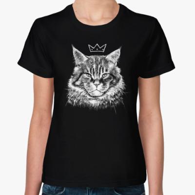 Женская футболка Котриарх