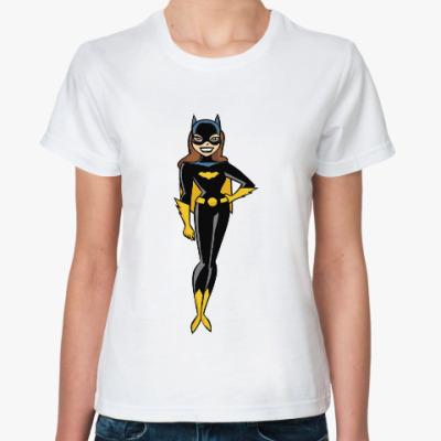 Классическая футболка Batgirl / Бэтгёрл