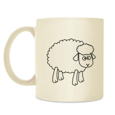 Кружка Овца