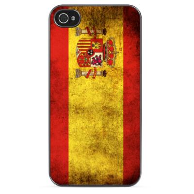 Чехол для iPhone Флаг Испании