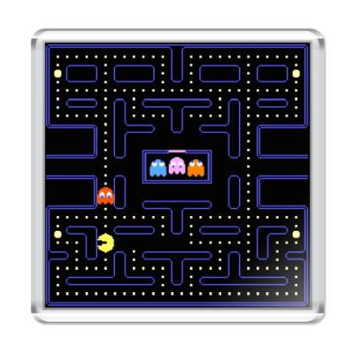 Магнит  Pacman