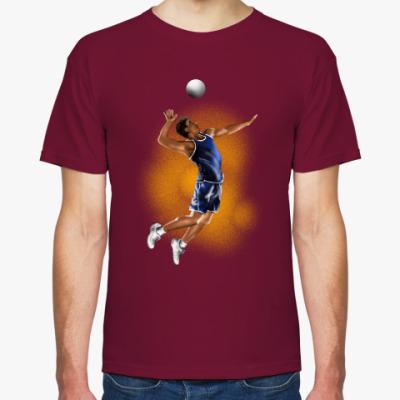 Футболка Волейбол