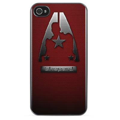 Чехол для iPhone Shepard