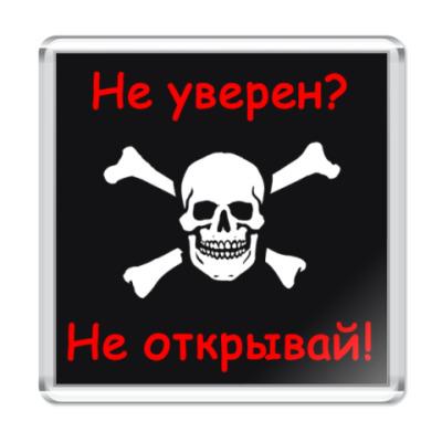 Магнит Веселый Роджер