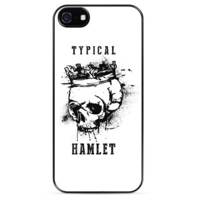 Чехол для iPhone Typical Hamlet