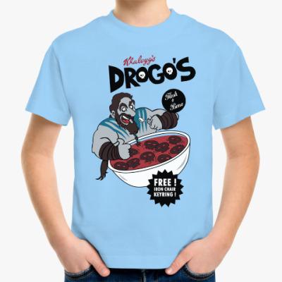 Детская футболка Drogos