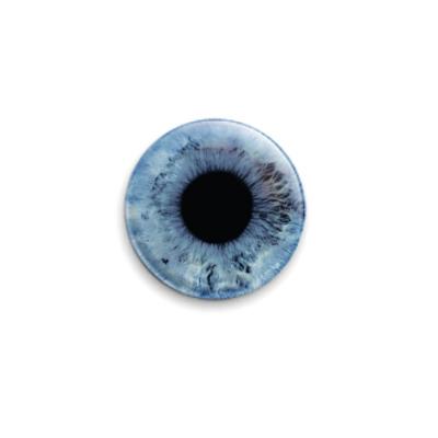 Значок 25мм eye-10  25 мм