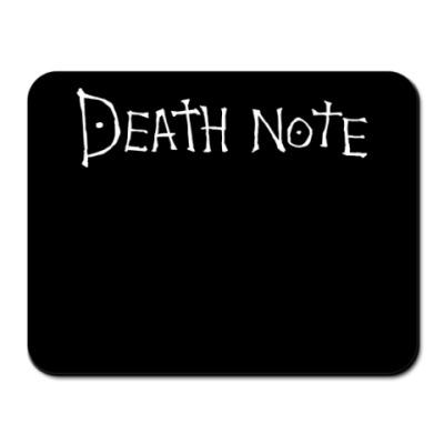 Коврик для мыши  Death note