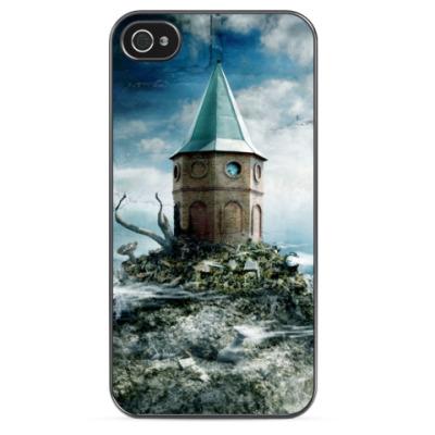 Чехол для iPhone Башня мага