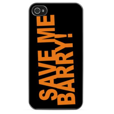 Чехол для iPhone Спаси меня Барри! (Misfits)