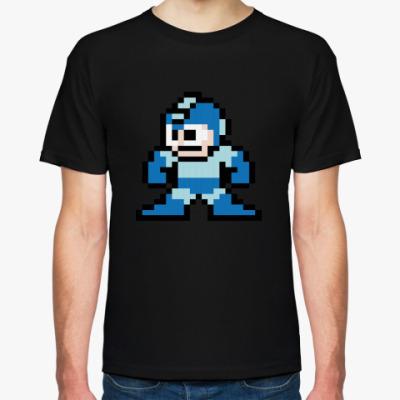 Футболка Mega Man: Nes 8 Bit / Мега Мен: 8 Бит