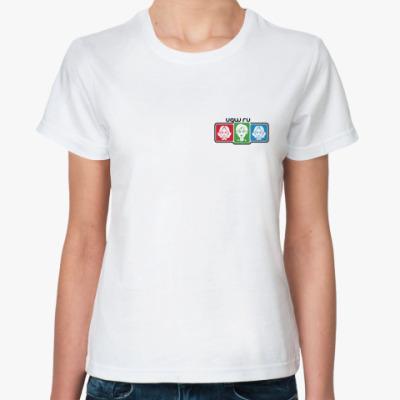 Классическая футболка UGW