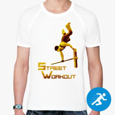 Спортивная футболка Street Workout. Edge #4