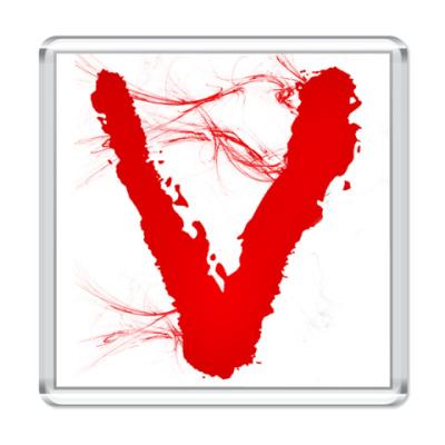 Магнит V