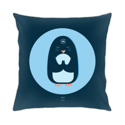 Animal Zen: P is for Penguin