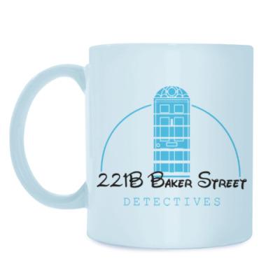 Кружка 221 Baker Street