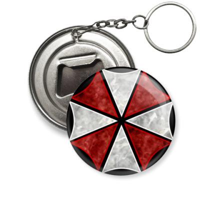 Брелок-открывашка  umbrella
