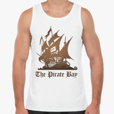 Майка  пират the pirate bay