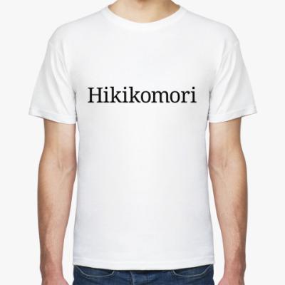 Футболка Хикки и логотип Луркоморья