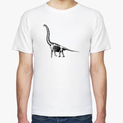 Футболка Я - динозавр