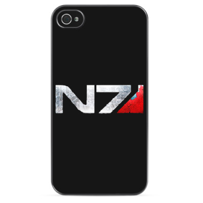 Чехол для iPhone Mass Effect