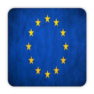 Костер (подставка под кружку) Europe