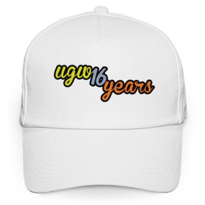 Кепка бейсболка  UGW