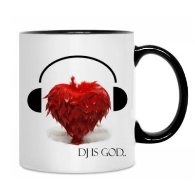 Бог - он DJ, но DJ - он Бог
