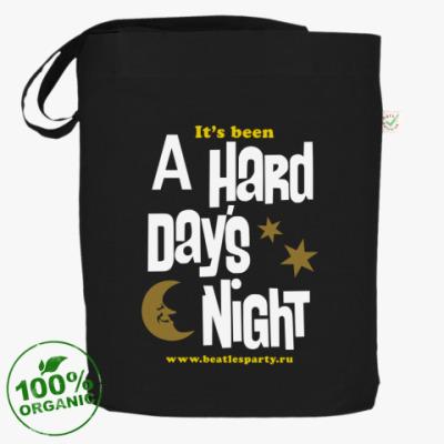 Сумка Hard Day's Night (сумка цвет.)