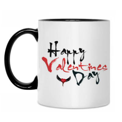 Кружка Happy Valentines Day