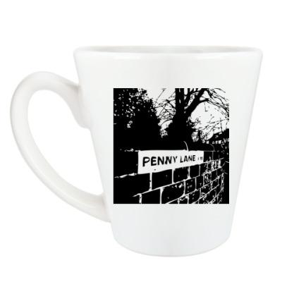 Чашка Латте Penny Lane
