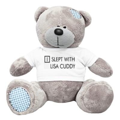 Плюшевый мишка Тедди Мишка,который спал с Кадди