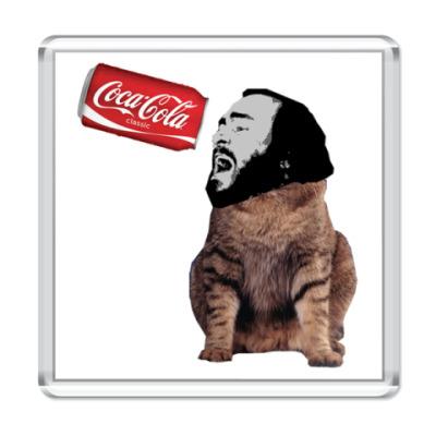 Магнит  «Fat cat»