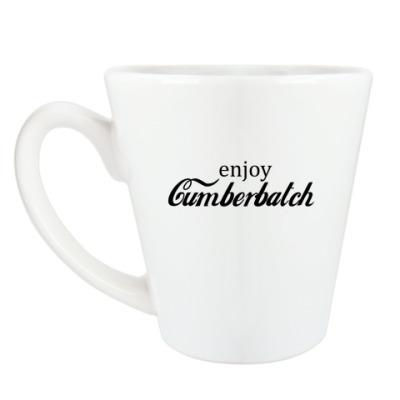 Чашка Латте Cumberbatch